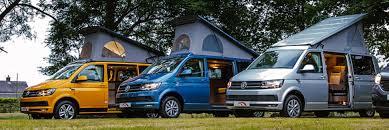 Fully Approved VW Campervans & Motorhomes for sale